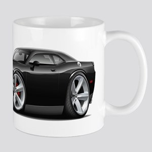 Challenger SRT8 Black Car Mug